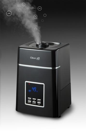 CA-604 B NAWILŻACZ BLACK CLEAN AIR OPTIMA