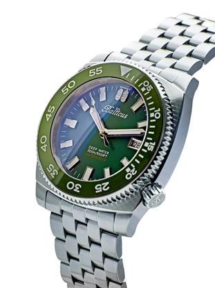Zegarek Balticus - Deep Water – zielony