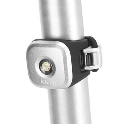 LAMPA Rowerowa Tył  KNOG Blinder 1 20 lm USB