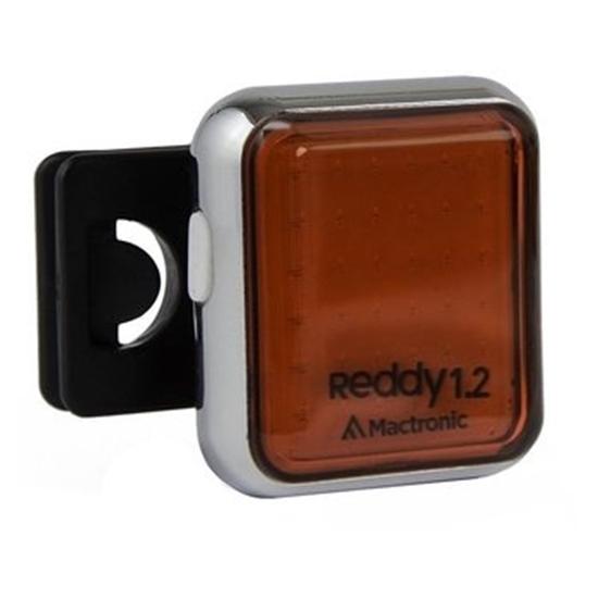 Lampa rowerowa tylna akumulatorowa MacTronic Reddy 1.2