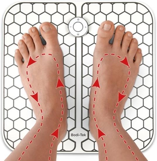Urządzenie poprawiające krążenie stóp i dolnych partii nóg