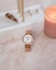 Zegarek Balticus - Sky Rose Gold White Pearl