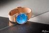 Zegarek Balticus - Sky Rose Gold Blue Pearl