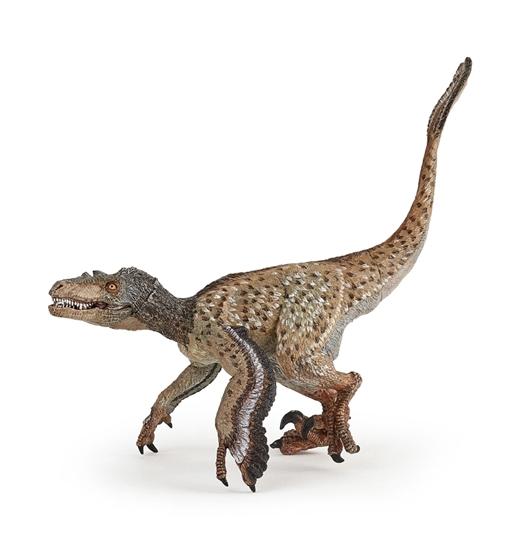 Papo 55086 Velociraptor pierzasty    18x6,6x11cm