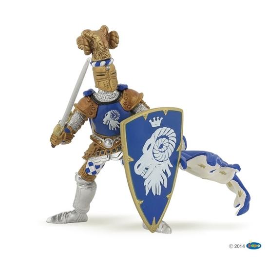 Papo 39913 Mistrz broni z baranim czubem  11x8x10cm