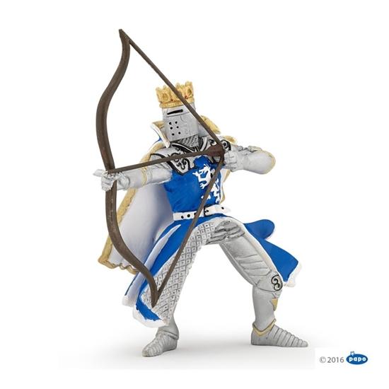 Papo 39795 Król Smoka z łukiem i strzałą  7x6x9cm