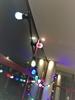 Girlanda świetlna zewnętrzna 5m rozstaw 1m 5x10W czarny przewód Candellux 2570159