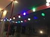 Girlanda świetlna zewnętrzna 20m rozstaw 0,25m 80x10W czarny przewód Candellux 2570234