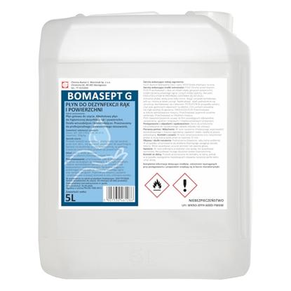 DISURFAC BOMASEPT G Płyn do dezynfekcji rąk i powierzchni 5L