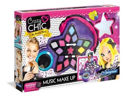 Crazy Chic -Muzyczny makijaż (78416 CLEMENTONI)