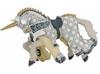 Papo 39916 Koń Mistrza broni z czubem jednorożca 17x6x9c
