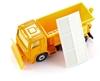 Siku 6290 Pojazdy zimowego utrzymania dróg - zestaw (S6290)