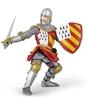 Papo 39800 Rycerz na turnieju   4,8x8,1x8,8cm