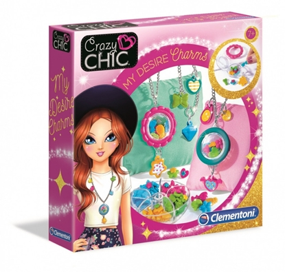 Clementoni Crazy Chic -Osobiste medaliony (50643 CLEMENTONI)