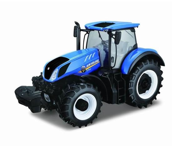 Bburago 1:32 Traktor New Holland T7.315 niebieski (GXP-654467)