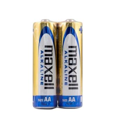 2 x bateria alkaliczna Maxell Alkaline LR6 / AA (shrink)