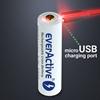 Akumulator everActive 18650 3,7V Li-ion 3200mAh micro USB z zabezpieczeniem BOX