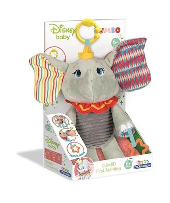 Dumbo Mój Pierwszy Pluszak (17297 CLEMENTONI)