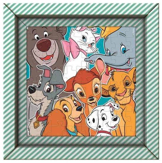 Puzzle 60 Frame Me Up Disney Animals (38804 CLEMENTONI)