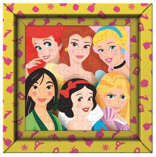 Puzzle 60 Frame Me Up Princess (38805 CLEMENTONI)