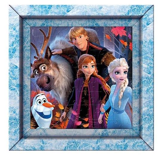 Puzzle 60 Frame Me Up Frozen 2 (38803 CLEMENTONI)