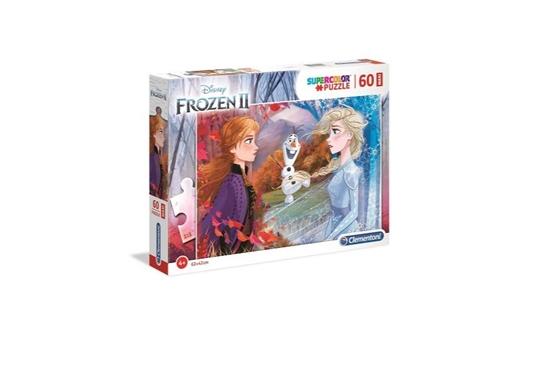 Puzzle 60 Maxi Super kolor Frozen 2 (26452 CLEMENTONI)