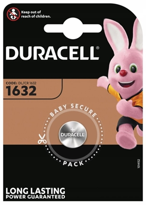 bateria litowa mini Duracell CR1632 DL1632 ECR1632