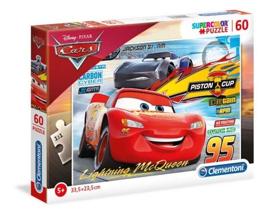 Clementoni Puzzle 60el Cars 3 26973 (26973 CLEMENTONI)
