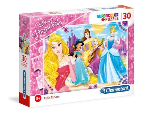 Clementoni puzzle 30el Princess (08503 CLEMENTONI)