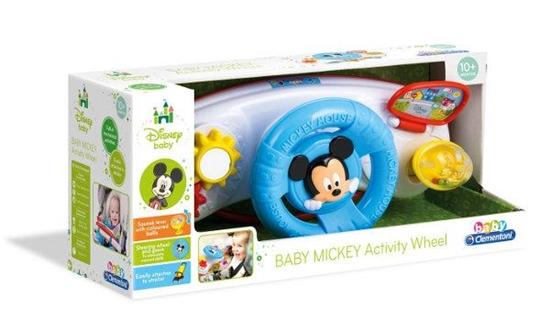 Clementoni Kierownica malucha Mickey Mouse 17213 p6, cena za 1szt. (17213 CLEMENTONI)