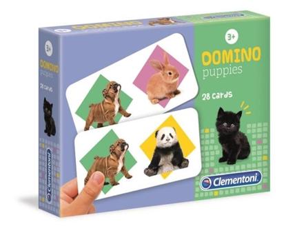 Clementoni Domino Puppies 18068 (18068 CLEMENTONI)