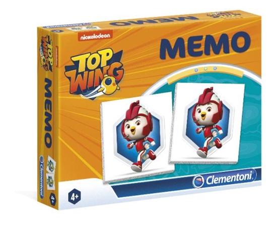 Clementoni Memo Top Wing gra 18086 (18086 CLEMENTONI)