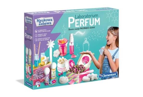 Clementoni Laboratorium perfum 50674 (50674 CLEMENTONI)