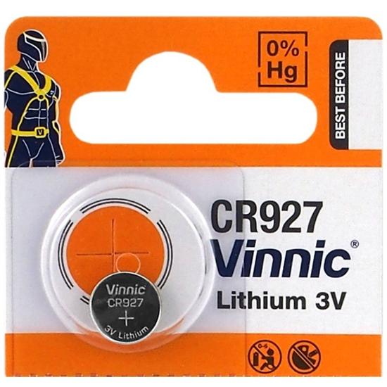 bateria litowa Vinnic CR927 3V