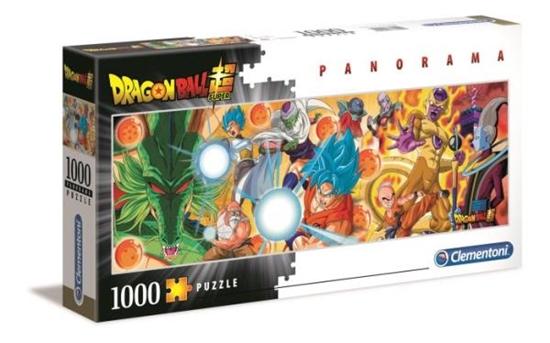 Clementoni Puzzle 1000el Panorama DRAGON BALL 39486 (39486 CLEMENTONI)