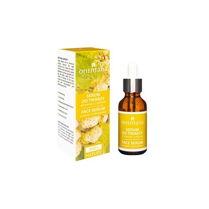 Orientana BIO serum do twarzy WITAMINA C & MORWA, 30ml