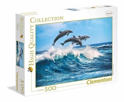 500 elementów Delfiny (GXP-633659)