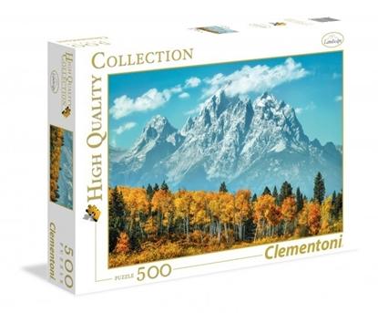 500 ELEMENTÓW Park Narodowy Grand Teton (GXP-589681)