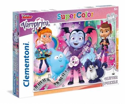 104 elementów Vampirina Glitter (GXP-634427)