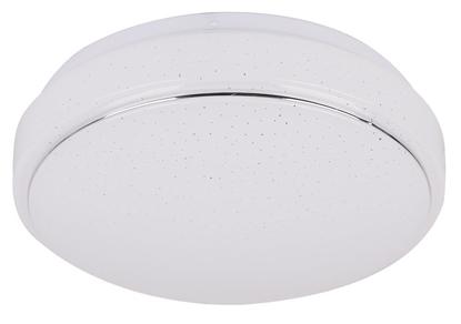 Plafon biały akrylowy LED 12W 4000K IP44 lampa Jasper Candellux 12-75031