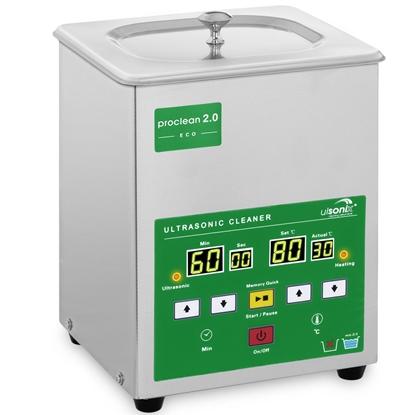 Myjka wanna oczyszczacz ultradźwiękowy 2L Ulsonix PROCLEAN 2.0 ECO