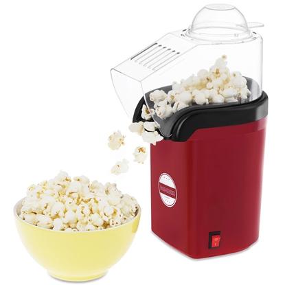 Maszyna urządzenie do popcornu BEZ TŁUSZCZU 1200W Bredeco BCPK-1200-W