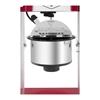 Domowa maszyna urządzenie do popcornu RETRO Bredeco BCPK-300-WR 300W