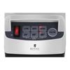 Blender mikser kielichowy z pokrywą 38000 obr./min 1500W Royal Catering RCMB-2LA