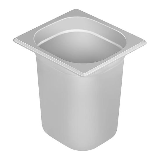 Naczynie gastronomiczne stalowe nierdzewne GN1/6 gł. 200 mm