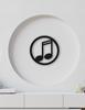 Dekoracja Music - Nutka