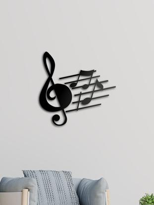 Dekoracja Music - Staff