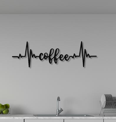 Dekoracja ścienna - Coffe