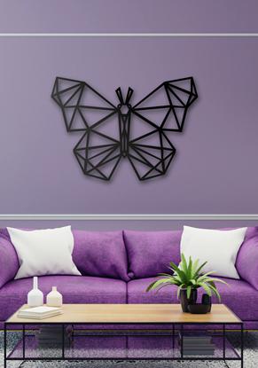 Dekoracja ścienna - Motyl