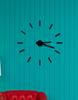 Nowoczesny Zegar Ścienny - Prosty